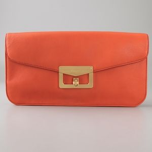 Marc by Marc Jacobs Bianca Clutch in Red Saffron